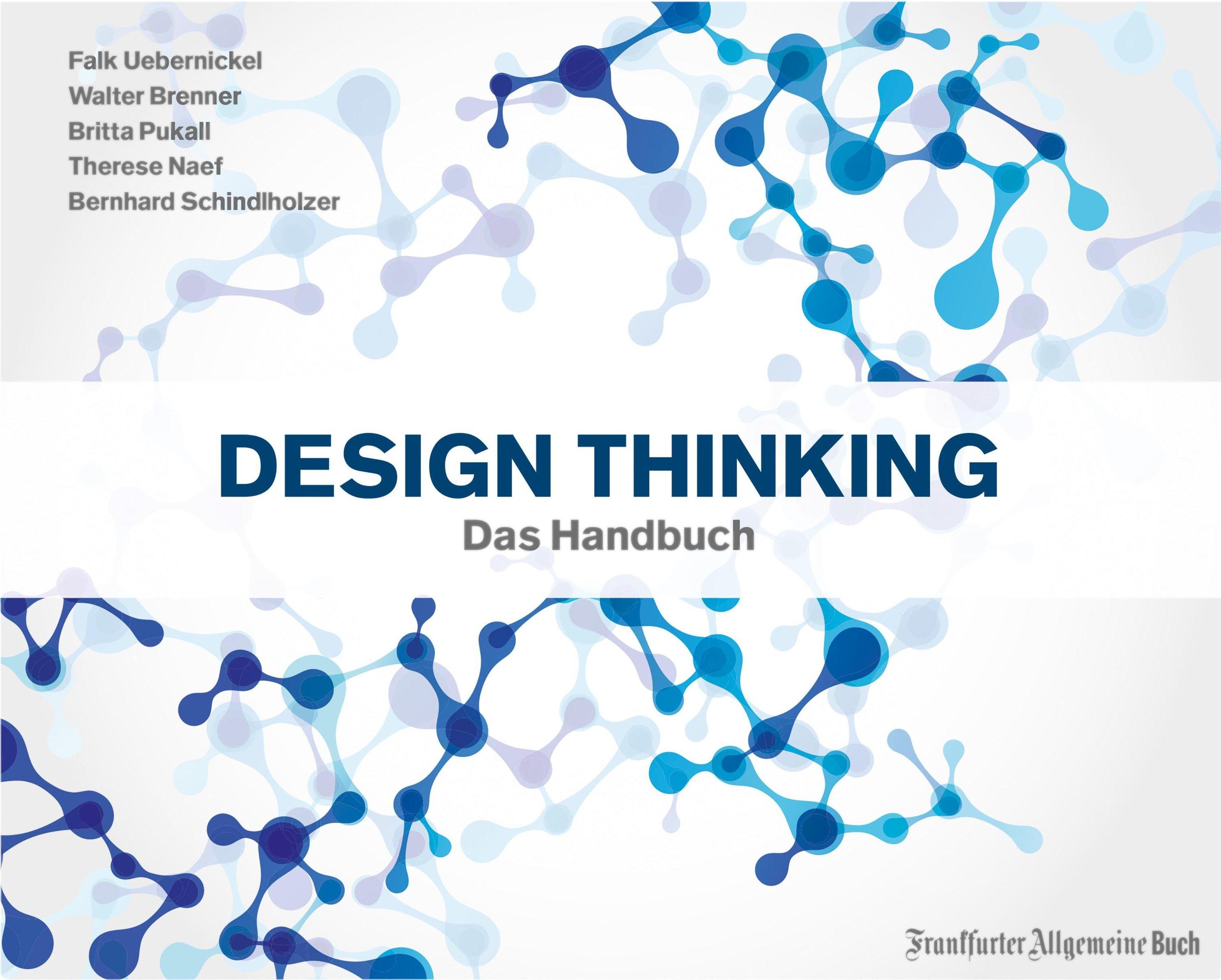 Buchcover: Design Thinking - Das Handbuch