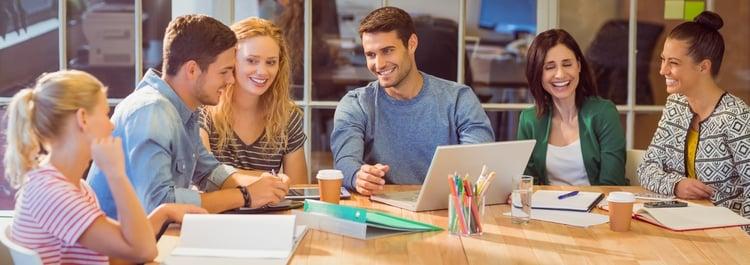 Hammer - Mitarbeitermotivation durch bessere Zusammenarbeit